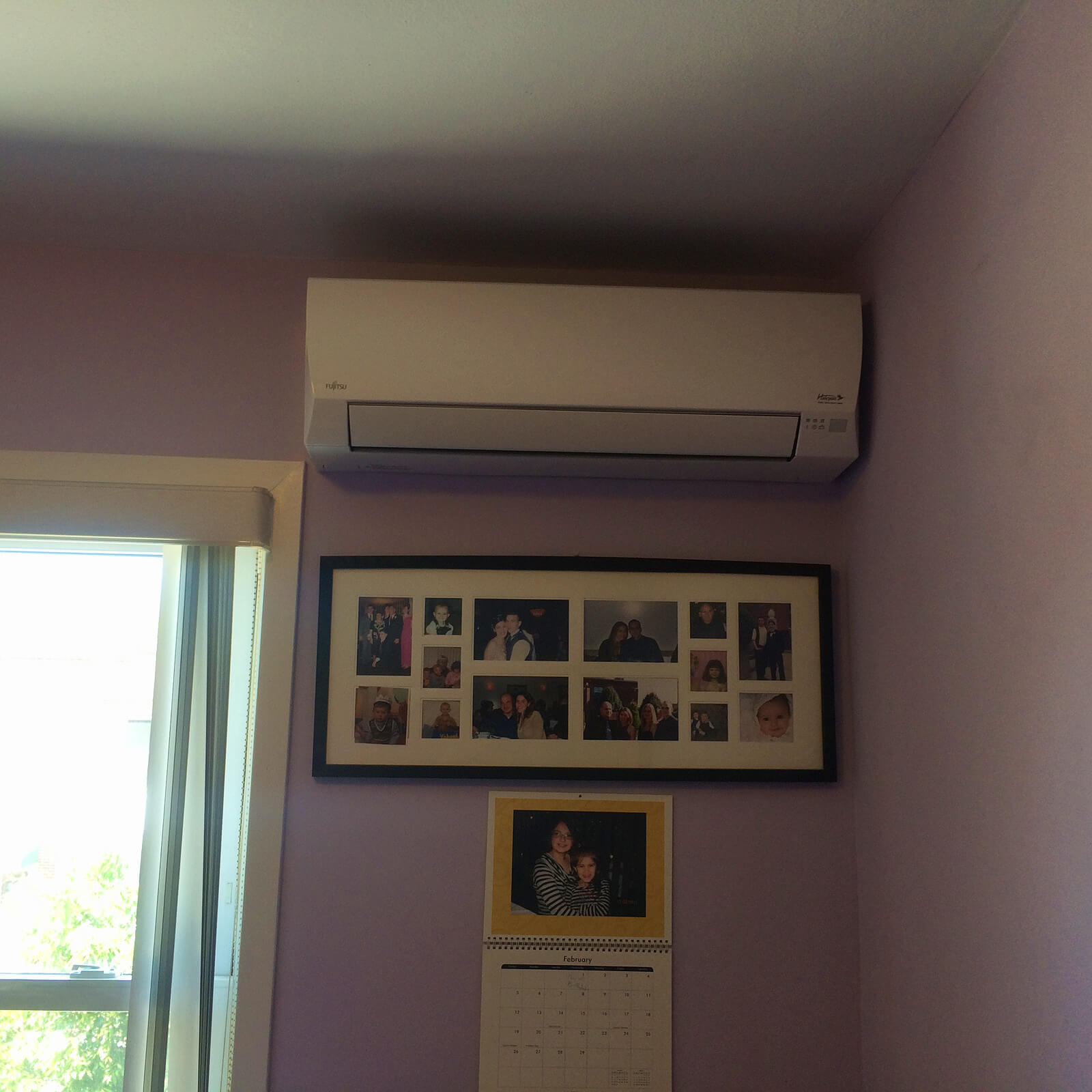 <h3>Old AC Units removal &#038; <br>Split-System installation</h3>